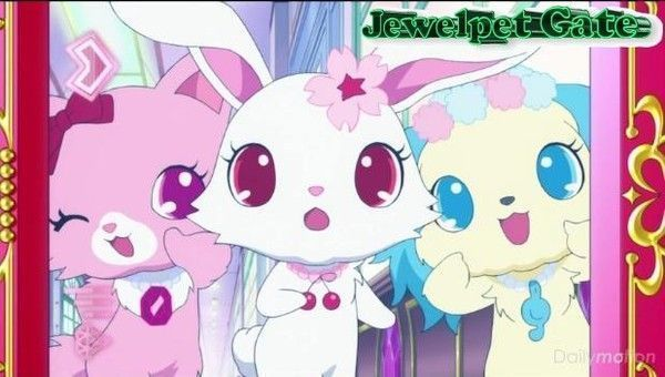 Jewelpet fun Gate, scène 73 : Sapphie destiny, ending