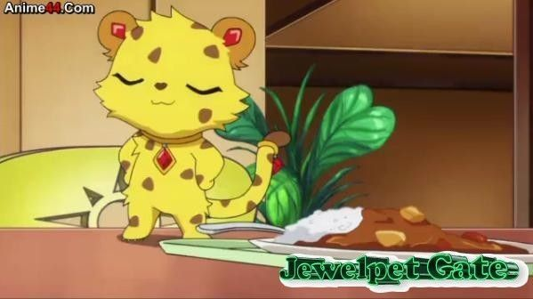 Jewelpet fun Gate, scène 74 : The great and powerful Jasper