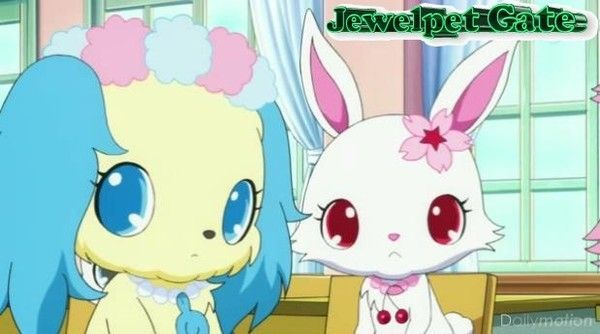 Jewelpet fun Gate, scène 68 : Sapphie destiny