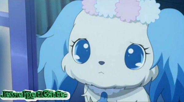 Jewelpet fun Gate, scène 71 : Sapphie destiny